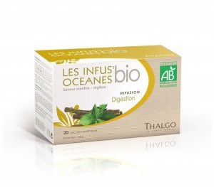 Infus oceanes Digestion